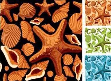 Seamless shells.