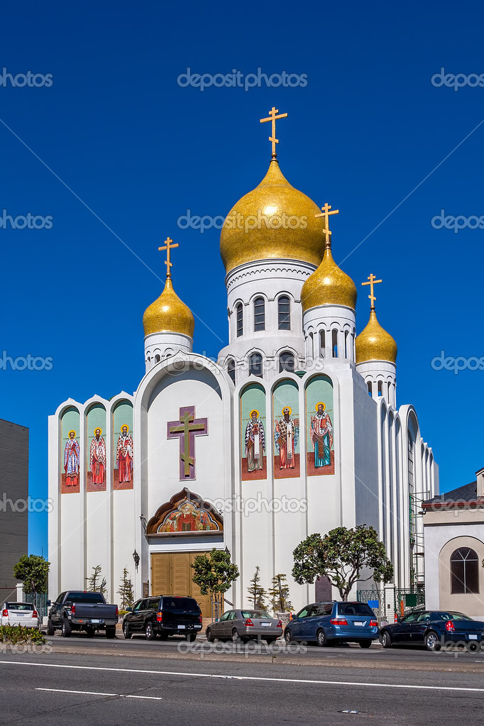 Holy virgin cathedral sorry, not