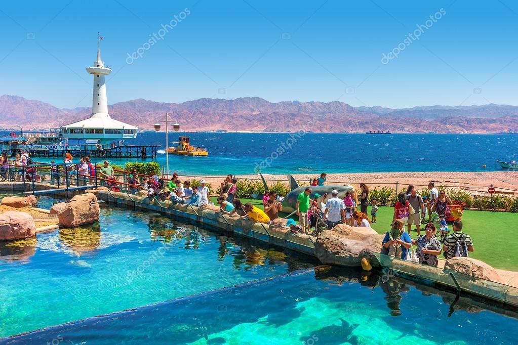 Eilat Underwater Observatory Marine Park.