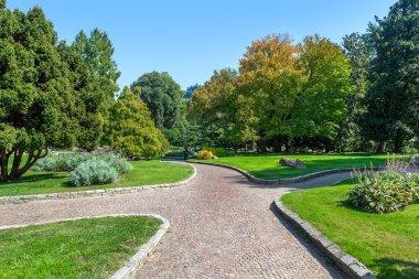 Parco del Valentino in Turin, Italy.