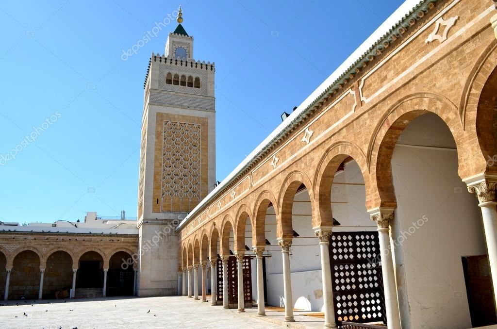 Al Zaytuna Mosque Stock Photo C Marina 14045063