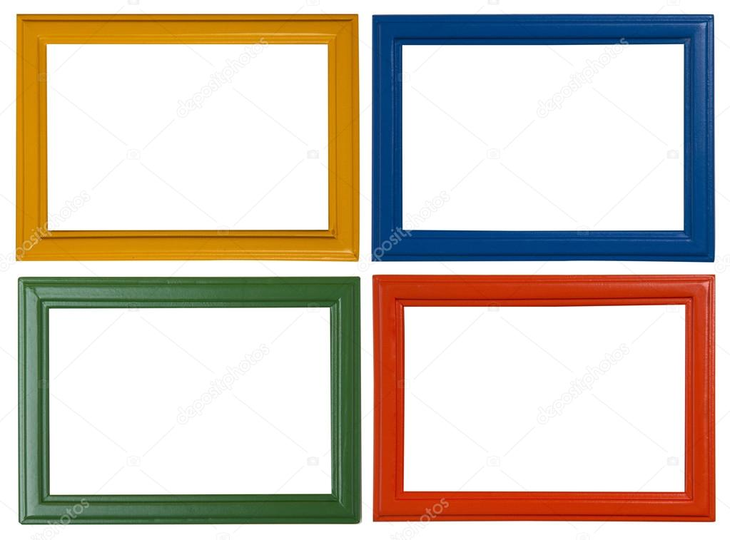 Marcos Modernos Fotos De Stock C Colour 24020507 - Marcos-para-fotos-modernos