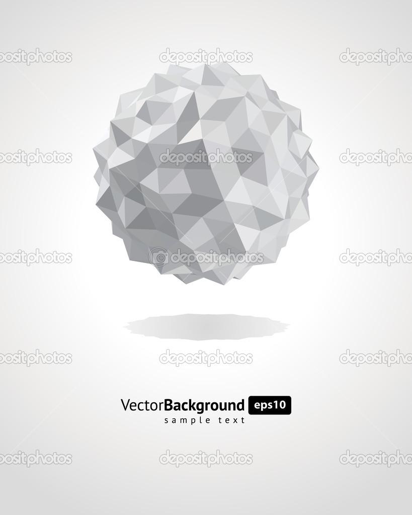 glowing origami sphere | Ele | Flickr | 1024x819