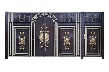 Decorative Gates and Doors.