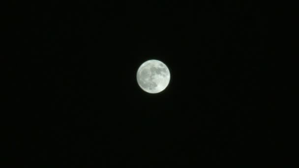 Full moon rising Time-lapse