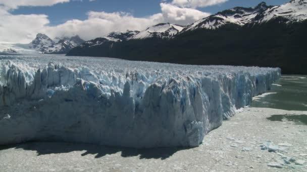 Perito Moreno glacier, El Calafate, Argentina. Tripod