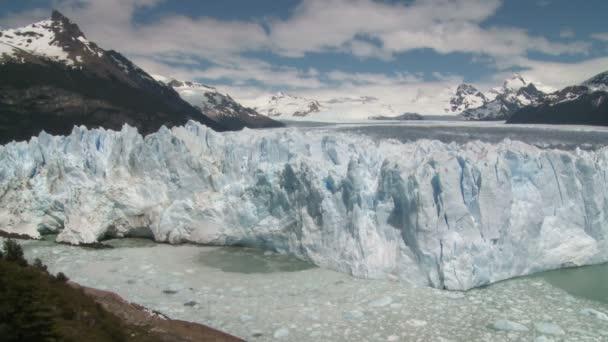 Perito Moreno glacier, El Calafate, Argentina. Sequence