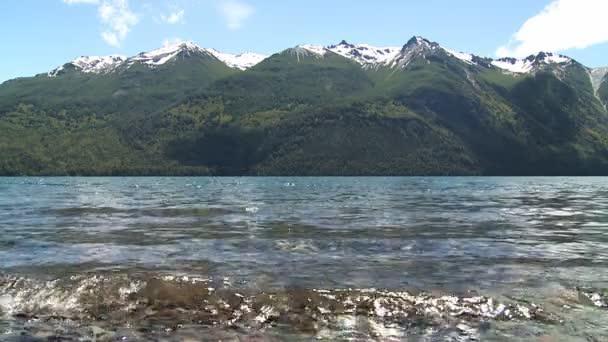 Lake Lago Epuyen, Argentina