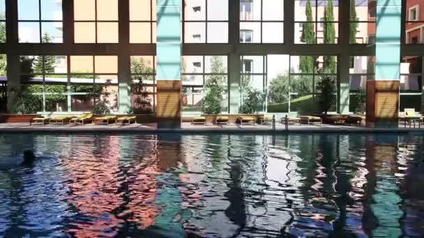 plavání žena