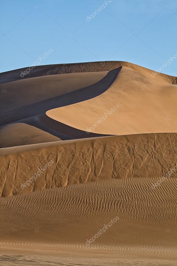 NAMIB DESERT SAND DUNES