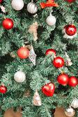 Fotografie Closeup Of Christmas Tree