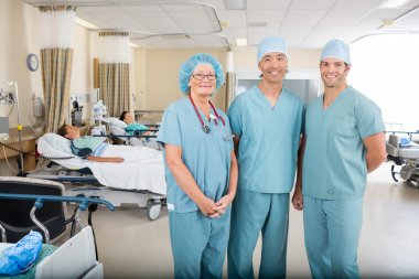 Post Operative Unit in Hospital