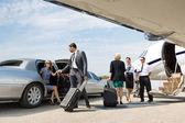 Partner commerciali riguardo al jet privato Consiglio