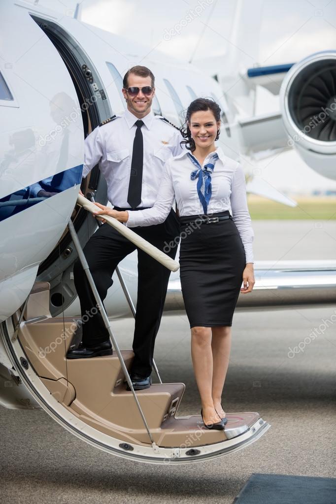 emploi hotesse de l'air jet prive