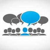 Social Media-Gruppe