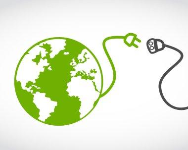 Global eco energy concept