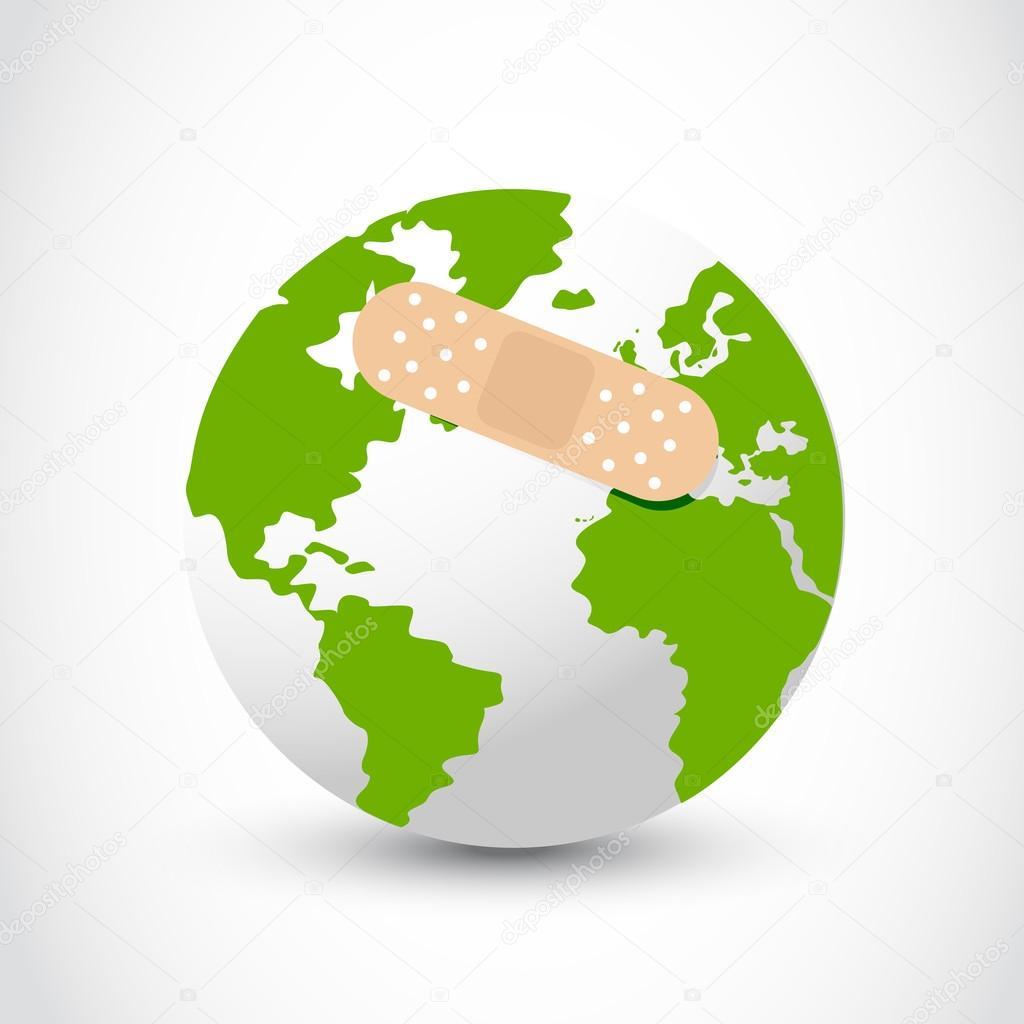 Earth aid vector