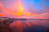 Santorini-sziget, Görögország