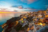 Fotografie Santorini Řecko