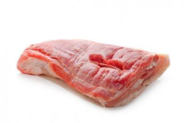 Fresh, Raw Pork Chop for Cooking