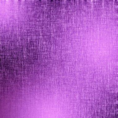 Purple luminous background, linen texture