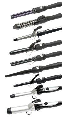 Curling iron - barber tools