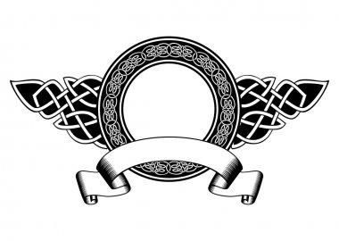 celtic frame
