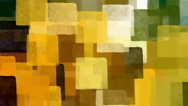 absztrakt szutykos négyzetek minta