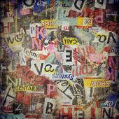 Fényképek grunge, anyagmintás háttér