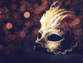Fotografie Venezianische Maske