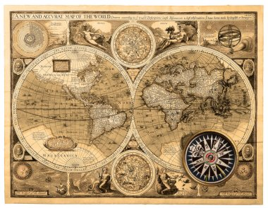 Old map (1626)