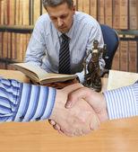 Fotografie Settlement agreement