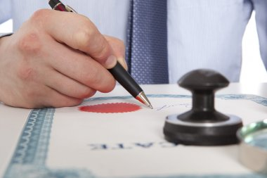 Lawyer, notary