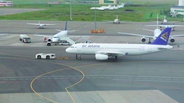 Airbus a320 proudové letadlo