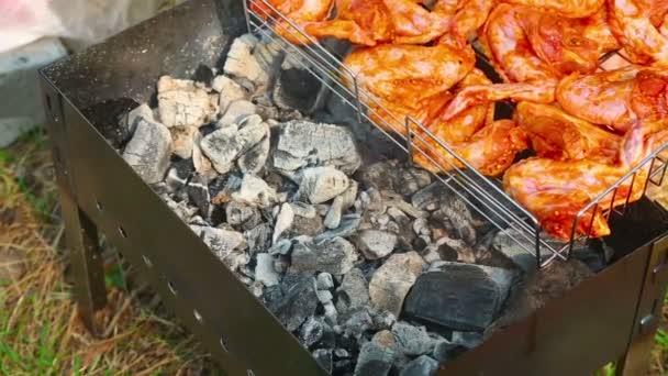 Grill csirke