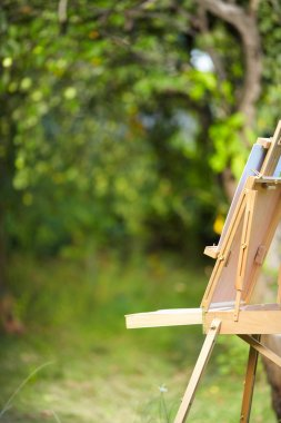 Painter's portable easel
