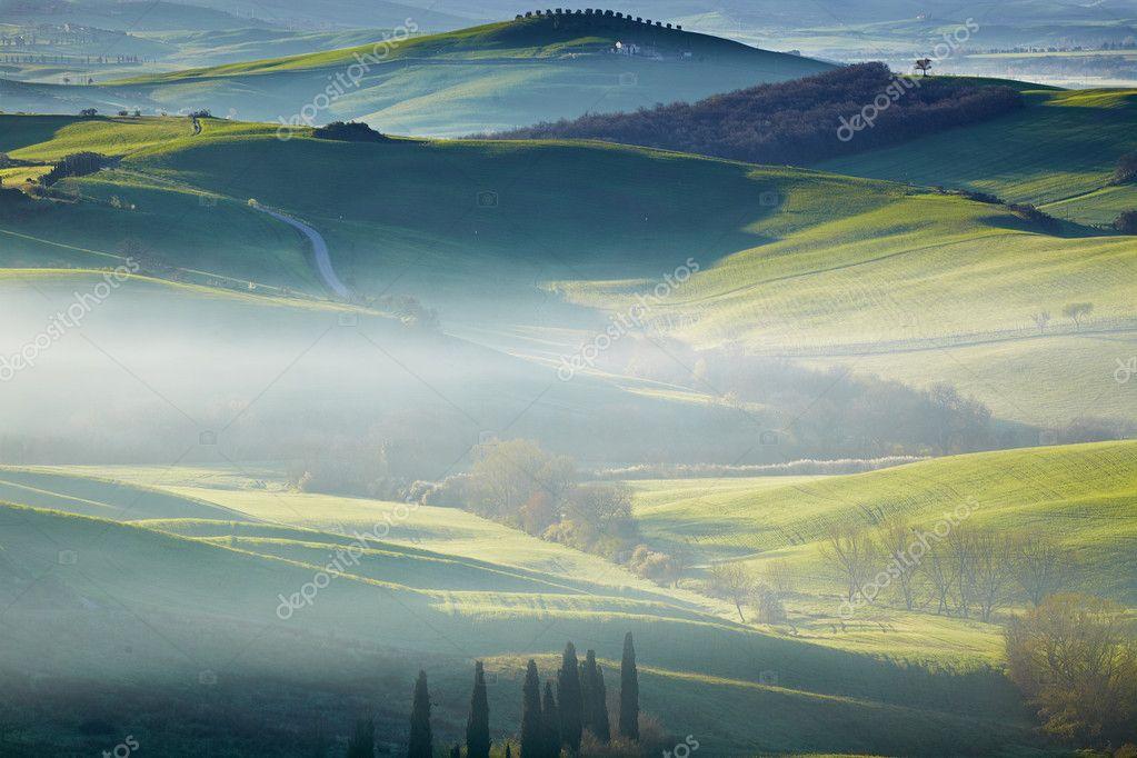 Tuscany, Italy - Landscape