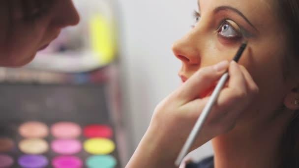 oční make-up