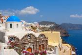 Santorini island. Greece