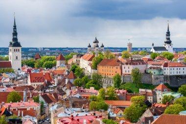Tallinn cityscape. Estonia