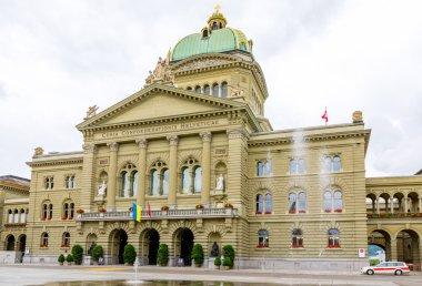 Federal Parliament. Bern, Switzerland