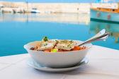 Fotografie Greek salad. Crete