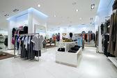 interiér shopping mall