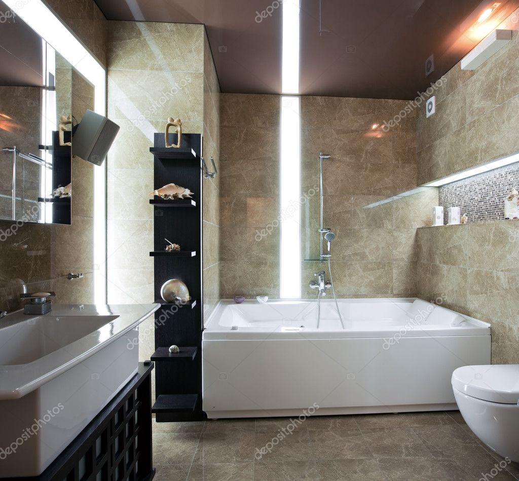Luxury Bathroom Interior Stock Photo Yegorp 41719855