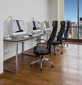 Fotografie kancelářské prostory s pracovních míst