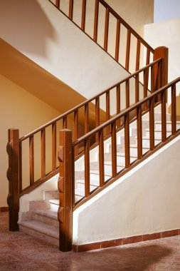 Beautiful stone staircase