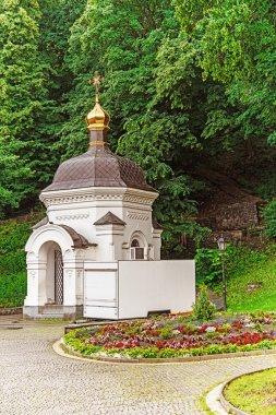 Water chapel of Kiev-Pechersk Lavra