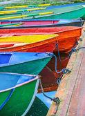 Fotografia piccole imbarcazioni