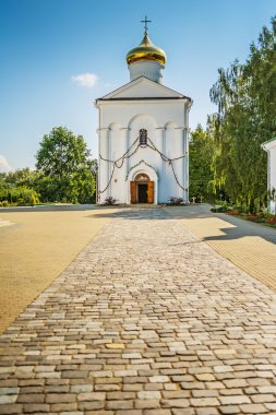 Cathedral Euphrosyne in Polotsk