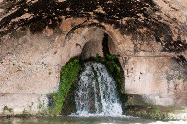 Nymphaeum cave